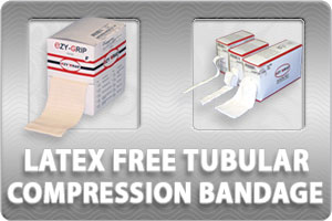 Tube Compression Bandages