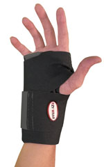 ezy Gel Wrist Wrap - 2 Pocket
