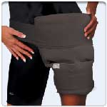 FirstICE Compression Hip Wrap 2 Pocket, Pockets Up