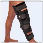 FirstICE Compression Knee Immobilizer 2 Pocket