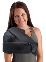 Foam Post-Op Cryotherapy Shoulder Wrap & Immobilizer