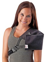 Foam Post-Op Cryotherapy Shoulder Wrap w/ Quick Release Buckle