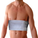 Sized Economy Rib Belt - Male