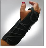 "Talon™ Lacer Wrist Support, 8"", MP Flex"