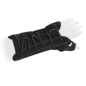 Ultimate™ Lacer Wrist Support with Thumb Spica, 8""