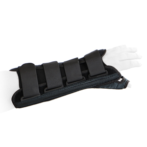 Ultimate™ V Wrist and Forearm Support with Thumb Spica, 10.5""