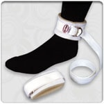 White Foam Lined Wrist/Ankle Safety Device