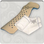 Wrist-Forearm Splint Kit with Elastic Bandage