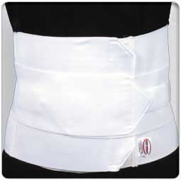 "12"" Lumbosacral Support - 4 Panel"