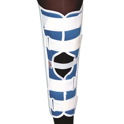 Deluxe Cotton Lined Knee Immobilizer