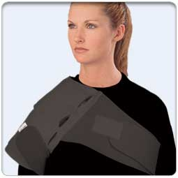 FirstICE Compression Shoulder Wrap