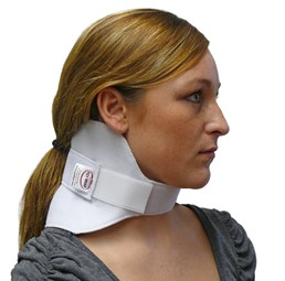 Blue Foam Cryotherapy Neck Wrap