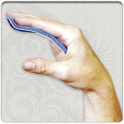 Plain Finger Splint