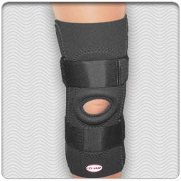 Pullover Adjustable Patella Donut w/Spiral Stays