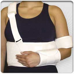 Semi Universal Shoulder Immobilizer