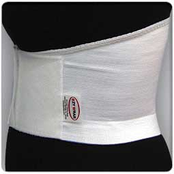 Sized Economy Contoured Rib Belt - Female
