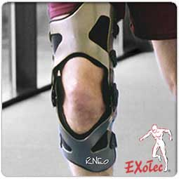 The KNEO OA Custom Fabricated Brace - Left