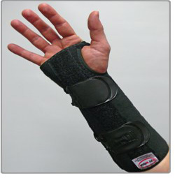 Ultimate™ Lacer Wrist and Forearm Support, 10.5""