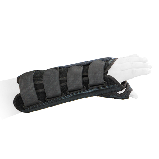 """Ultimate Supreme™ V Wrist and Forearm Support with Thumb Spica, 10.5"""""""