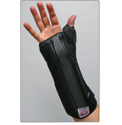 Ultimate Supreme™ V Wrist and Forearm Support with Thumb Spica, 10.5""