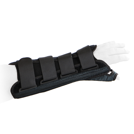 """Ultimate™ V Wrist and Forearm Support with Thumb Spica, 10.5"""""""
