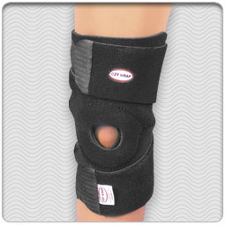 Wrap Around Open Patella w/Lateral Buttress Pull