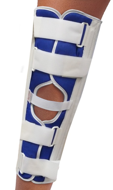 Economy Tricot Lined Knee Immobilizer