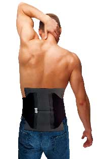 FirstICE Compression Lumbosacral Wrap