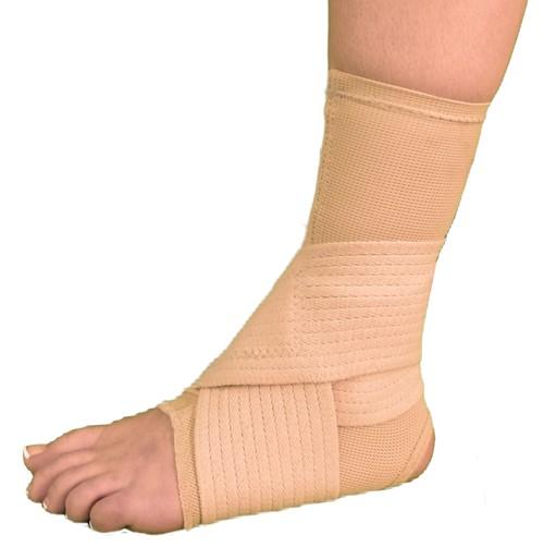 Pullover Double Wrap Ankle Support