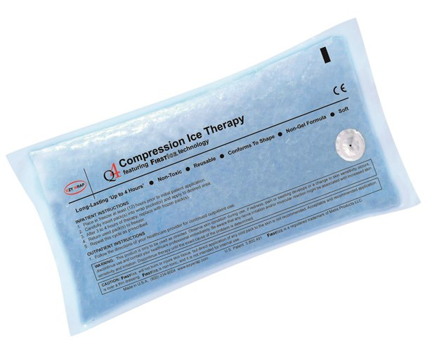 "Q4 FirstICE Cryotherapy Bag 6"" x 12"""